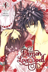 Demon Love Spell Volume 1