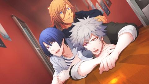 Uta no Prince-sama All Star After Secret Kurosaki Ranmaru Kouhai Ending