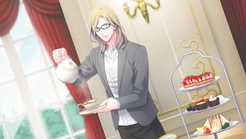 Uta no Prince-sama All Star After Secret Camus Tea
