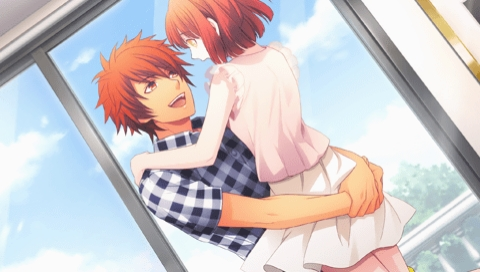 Uta no Prince-sama All Star After Secret Ittoki Otoya Lift