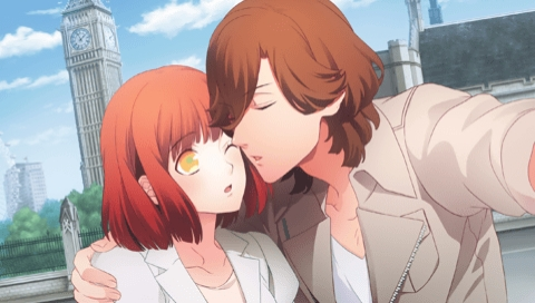 Uta no Prince-sama All Star After Secret Kotobuki Reiji Kiss