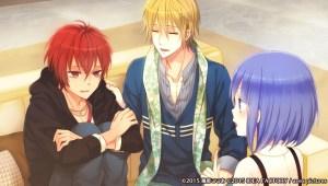 I Doll U Moroboshi Seiya Crying