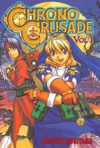 Chrono Crusade Volume 1