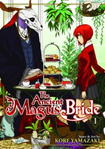 The Ancient Magus' Bride Volume 1