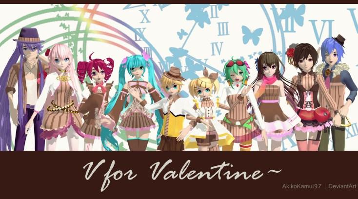 Vocaloid Valentine