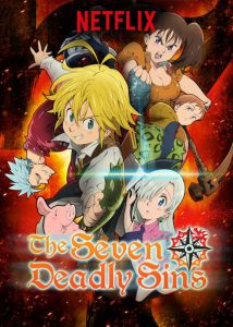The Seven Deadly Sins Season One