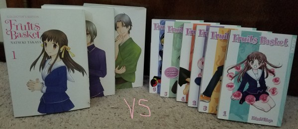 Fruits Basket: Yen Press vs Tokyopop