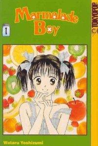 Marmalade Boy Volume 1