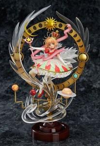 Cardcaptor Sakura Stars Bless You Figure