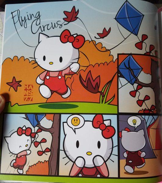 Hello Kitty, Hello 40 Sample