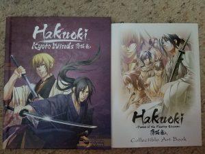 Hakuoki Limited Edition Artbooks
