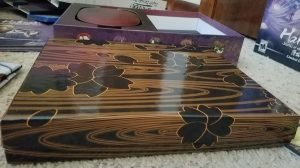 Hakuoki Limited Edition Boxes