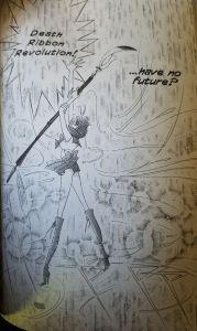 Sailor Moon Death Reborn Revolution