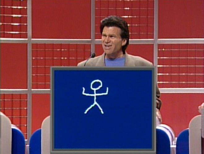 Jeopardy Little Man