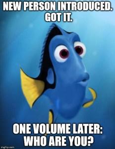 Finding Dory meme