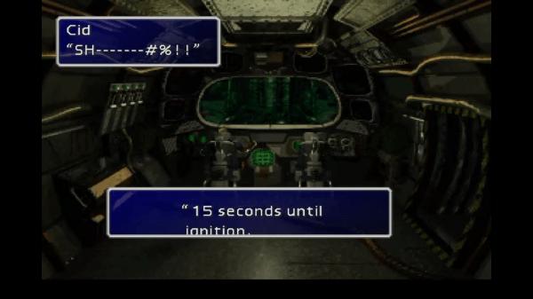 Final Fantasy VII New Threat Glitch