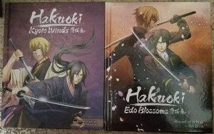 Hakuoki: Edo Blossoms artbooks