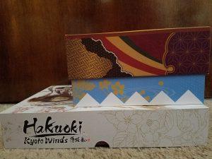 Hakuoki: Kyoto Winds vs Edo Blossoms