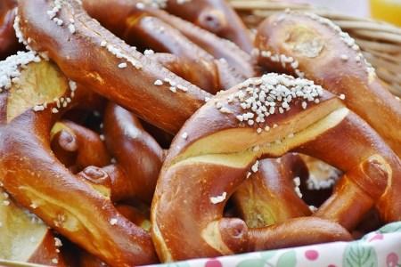 Pretzel snacks