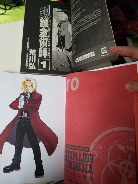 Fullmetal Alchemist original vs Fullmetal Edition opening comparison