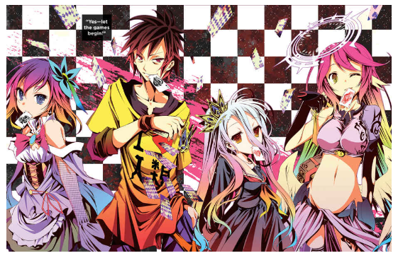 No Game No Life Sample 1