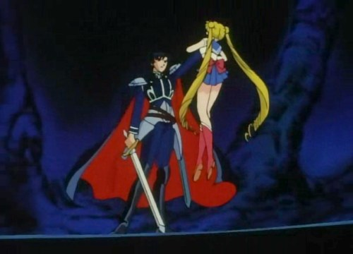 Sailor Moon vs Endymion