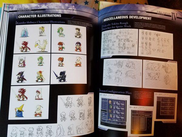 Final Fantasy Ultimania Archive 1 English Sample 2