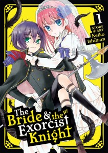 The Bride & the Exorcist Knight Volume 1