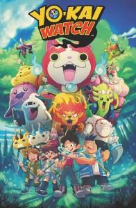 Yo-kai Watch (Comic)