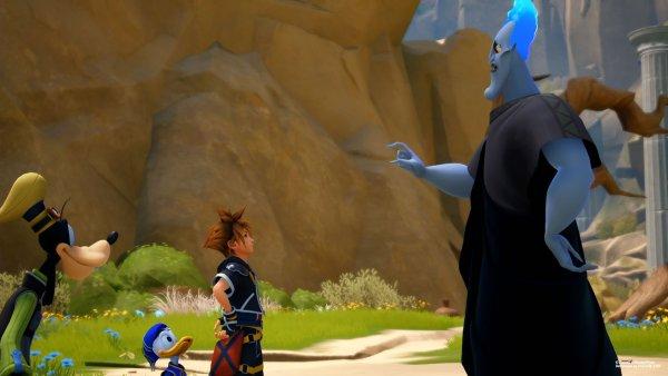 Kingdom Hearts III Screenshot 4