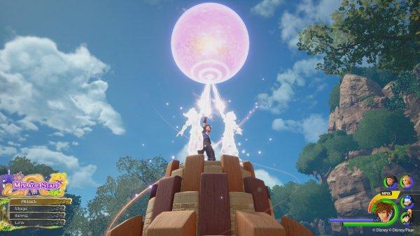 Kingdom Hearts III Screenshot 8