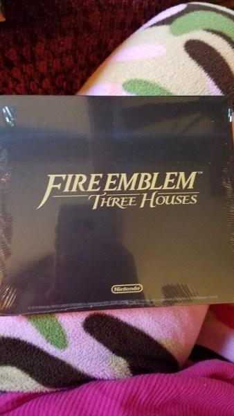Fire Emblem: Three Houses Seasons of Warfare Edition OST