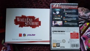 Worldend Syndrome (World End Syndrome) Day One Edition contents