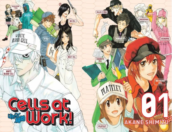 Cells at Work! Sample 1