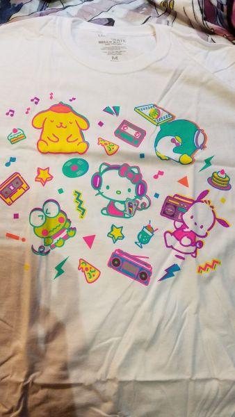 Hello Kitty Loot Crate Retro Rewind shirt