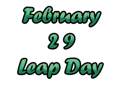 Leap Day (Leap Year)