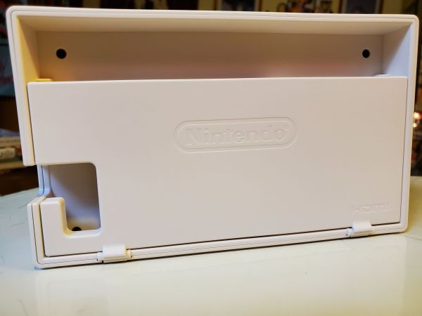 Animal Crossing Switch Console dock back