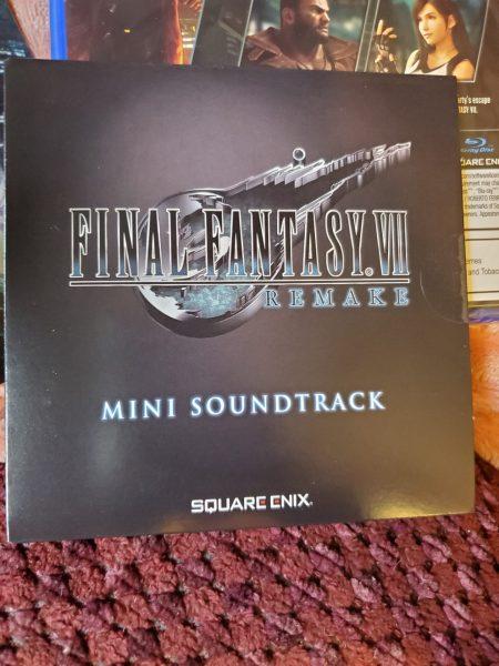 Final Fantasy VII Remake Premium Deluxe Edition CD
