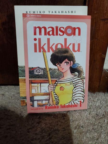 Maison Ikkoku Second vs Collector's Edition Volume 1