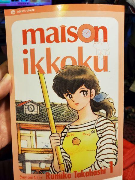 Maison Ikkoku Second Edition Volume 1