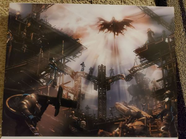 Final Fantasy VII Poster Collection Sample 10