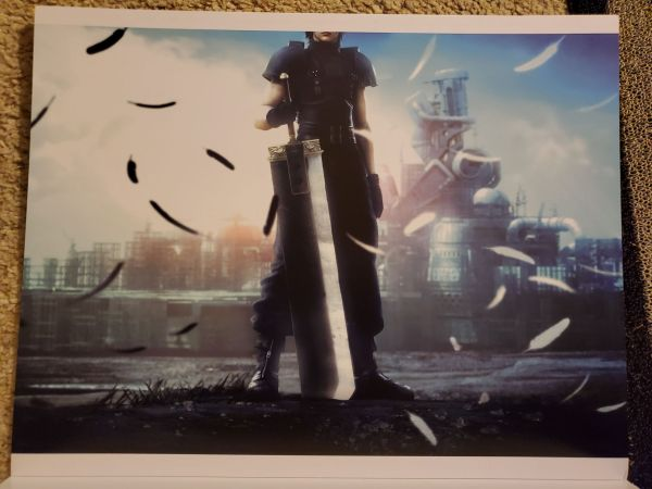 Final Fantasy VII Poster Collection Sample 9