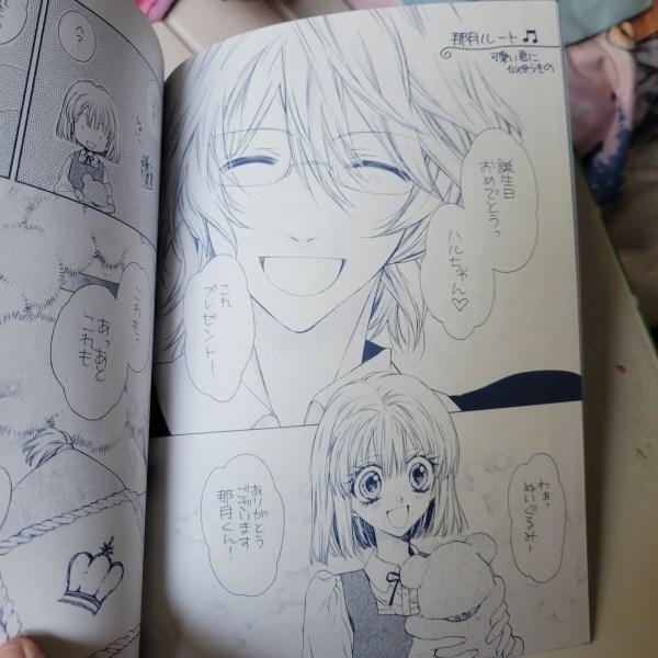 Hoshi no Chime ga Kikoetara Natsuki