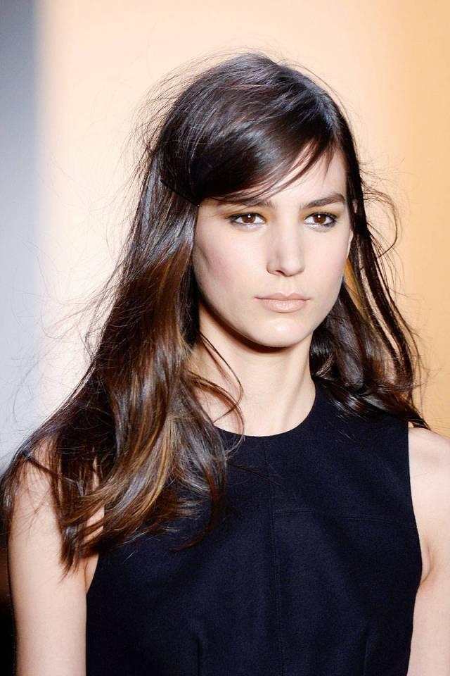 pinterest picks - fall 2014 runway hairstyle inspiration