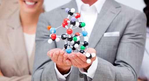 Le businessman Dajm à la molécule RH
