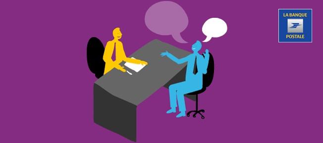 La Banque Postale et la conduite du changement par DAJM Agence de communication RH marque employeur