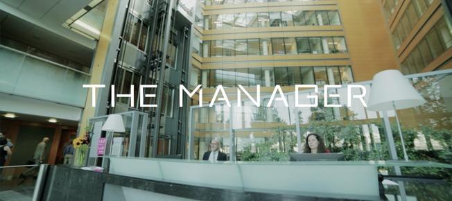 La série the manager pour NATIXIS créée et réalisée par DAJM Agence de communication RH marque employeur