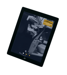 Dakar Limousine tablette