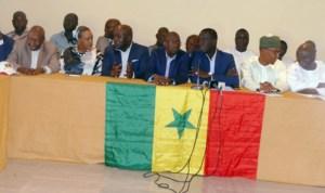 Déclaration liminaire de la conférence de presse de la Commission électoralede Mankoo Wattu Senegal, ce 27 février 2017