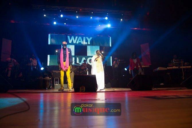 Concert Waly Seck au grand théâtre dimanche 27 avril 2014